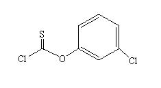 2812-85-3 3-chlorophenyl chlorothioformate