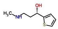 (S)-3-甲基氨基-1-(2-噻吩基)-1-丙醇 116539-55-0