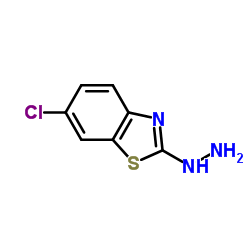 51011-54-2 1-(6-chloro-1,3-benzothiazol-2-yl)hydrazine