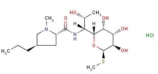 LINCOMYCIN HYDROCHLORIDE 859-18-7