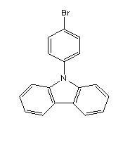 157102-42-8 N-(4-Bromophenyl)carbazole