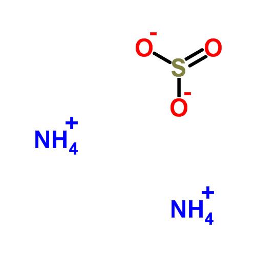 亚硫酸铵 10196-04-0