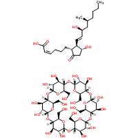 88852-12-4 limaprost alpha-cyclodextrin clathrate