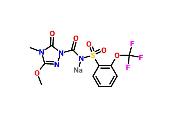 氟唑磺隆95%TC