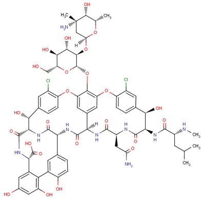 1404-90-6 Vancomycin