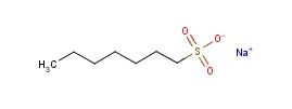 22767-50-6 sodium heptane-1-sulphonate