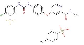 甲苯磺酸索拉非尼 475207-59-1