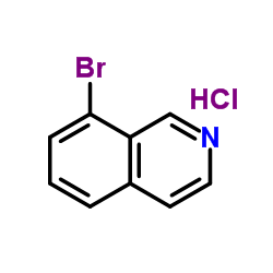 1307316-93-3 Isoquinoline, 8-bromo-, hydrochloride (1:1)
