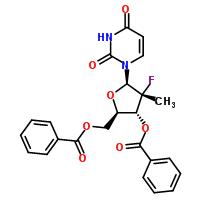 (2'R)-2'-脱氧-2'-氟-2'-甲基尿苷 3',5'-二苯甲酸酯 863329-65-1
