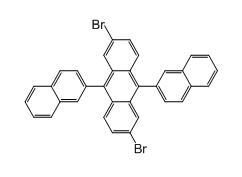 561064-15-1 2,6-Dibromo-9,10-di-naphthalen-2-yl-anthracene