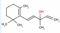 5208-93-5;59057-30-6 3-methyl-1-(2,6,6-trimethylcyclohex-1-en-1-yl)penta-1,4-dien-3-ol