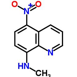 152810-27-0 N-Methyl-5-nitroquinolin-8-amine