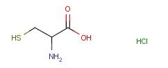 DL-半胱氨酸盐酸盐 10318-18-0