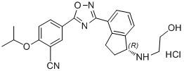 1306760-85-9;1306760-87-1 Ozanimod