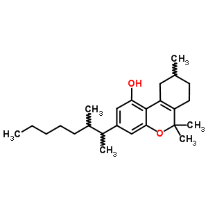 32904-22-6;51811-61-1 6,6,9-trimethyl-3-(3-methyloctan-2-yl)-7,8,9,10-tetrahydro-6H-benzo[c]chromen-1-ol