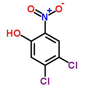2-硝基-4,5-二氯苯酚 39224-65-2