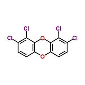 62470-54-6 1,2,8,9-tetrachlorooxanthrene