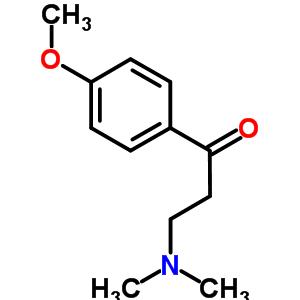 2125-49-7;5250-02-2 3-(dimethylamino)-1-(4-methoxyphenyl)propan-1-one hydrochloride (1:1)