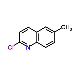 2-氯-6-甲基喹啉 4295-11-8