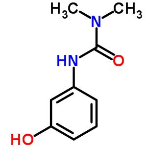3-(3-羟基苯基)-1,1-二甲基脲 4849-46-1