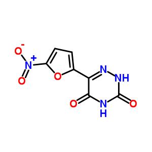 50-94-2 6-(5-nitrofuran-2-yl)-1,2,4-triazine-3,5(2H,4H)-dione