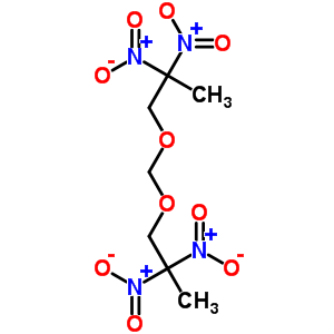 5917-61-3;95327-32-5 1-[(2,2-dinitropropoxy)methoxy]-2,2-dinitropropane