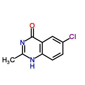 7142-09-8 6-Chloro-2-methylquinazolin-4(1H)-one