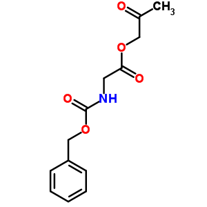 77109-82-1 2-oxopropyl N-[(benzyloxy)carbonyl]glycinate