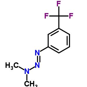 402-38-0 (1E)-3,3-dimethyl-1-[3-(trifluoromethyl)phenyl]triaz-1-ene