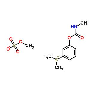 4109-64-2 dimethyl{3-[(methylcarbamoyl)oxy]phenyl}sulfonium methyl sulfate