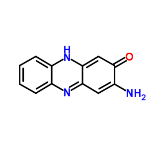 2-氨基-3-羟基吩嗪 4569-77-1