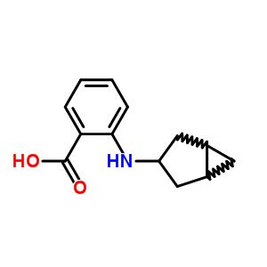 79531-64-9 2-(bicyclo[3.1.0]hex-3-ylamino)benzoic acid