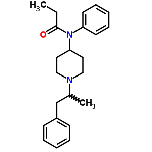 79704-88-4;1443-44-3 N-phenyl-N-[1-(1-phenylpropan-2-yl)piperidin-4-yl]propanamide
