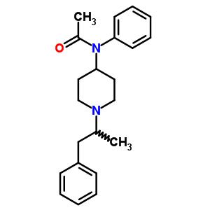 101860-00-8 N-phenyl-N-[1-(1-phenylpropan-2-yl)piperidin-4-yl]acetamide