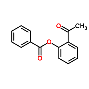 o-Acetylphenyl Benzoate 4010-33-7