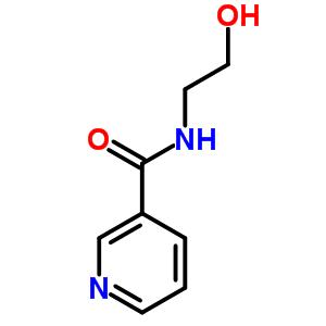 6265-73-2 N-(2-hydroxyethyl)pyridine-3-carboxamide