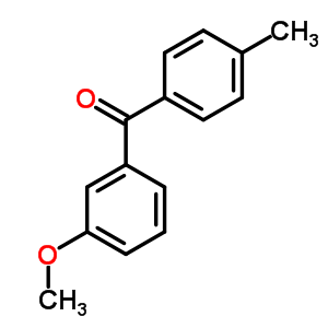 82520-37-4 (3-methoxyphenyl)(4-methylphenyl)methanone