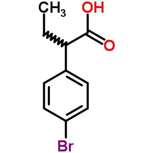 4-溴-α-乙基-苯乙酸 99070-18-5