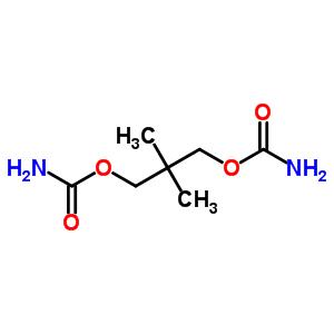1471-52-9 2,2-dimethylpropane-1,3-diyl dicarbamate