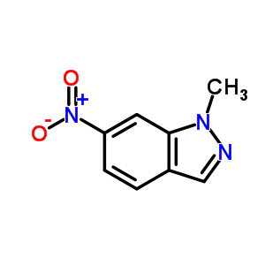 6850-23-3 1-methyl-6-nitro-1H-indazole