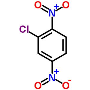 619-16-9 2-chloro-1,4-dinitrobenzene
