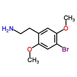 66142-81-2 2-(4-bromo-2,5-dimethoxyphenyl)ethanamine