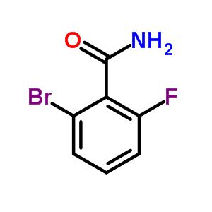 2-溴-6-氟苯甲酰胺 107485-63-2