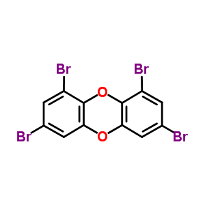 109333-30-4 1,3,7,9-tetrabromooxanthrene