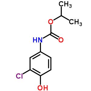 28705-96-6 propan-2-yl (3-chloro-4-hydroxyphenyl)carbamate