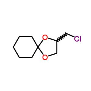 5503-32-2;1098589-87-7 2-(chloromethyl)-1,4-dioxaspiro[4.5]decane