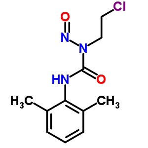 13909-20-1 1-(2-chloroethyl)-3-(2,6-dimethylphenyl)-1-nitrosourea