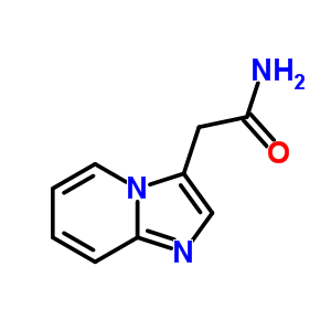 21801-86-5 2-(imidazo[1,2-a]pyridin-3-yl)acetamide