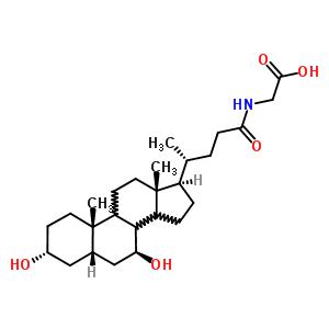 甘氨熊去氧胆酸 2273-95-2;64480-66-6