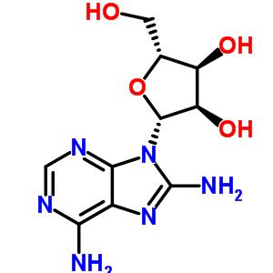 24757-88-8;3868-33-5 8-aminoadenosine